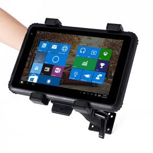 10 pistettä kosketusnäyttö tabletti industrial grade karu Tablet IP67 2G DDR3L + 32GB