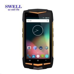 PDA matkapuhelimet IP68 vankka puhelin kannettava PDA logistiikan kompassi