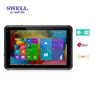 Windows Tablet Luja kotelo 10points kosketusnäyttö mobiili RFID-lukija
