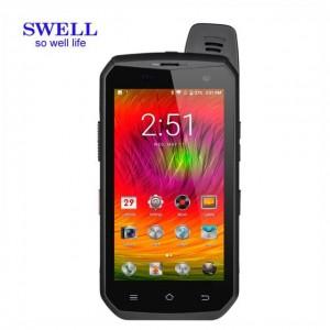 Epätasainen Mobile tietokoneet Android 7.0 Yhdysvaltain bändi IP68 PDA