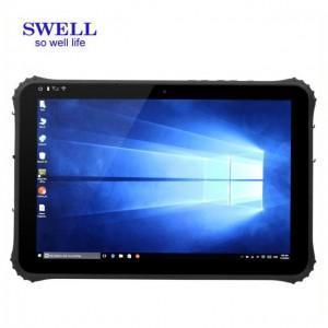 12 2inch Waterproof 3G Industrial Windows10 RJ45 port 10000mAh Big Battery WinPad