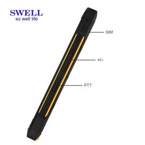 PDA Mobile Phones IP68 rugged phone portable pda logistics compass
