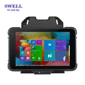 8inch kannettavat RFID-lukija rakentaa NFC NXP PN547-siru RFID-lukija kit